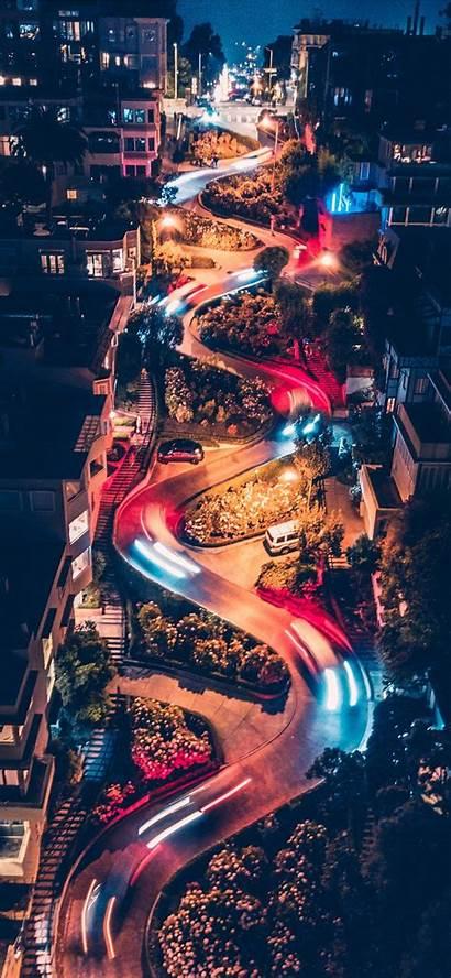 Iphone Wallpapers Timelapse Night Landscape Ilikewallpaper Lapse
