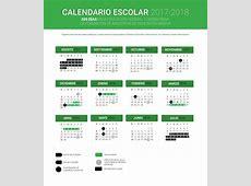 Calendario Escolar PortalSej