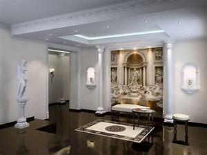Romanesque Style Interior Design Ideas