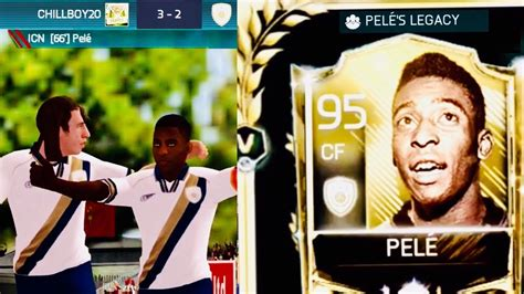 ovr pele icon  fifa mobile  sbcs review mystery