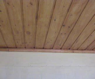 perlinato soffitto posa in opera delle perline