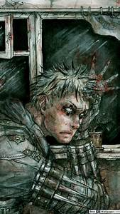 dorohedoro, android, wallpapers