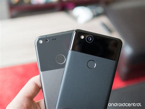 pixel 2 vs pixel comparison tuning a winner android central