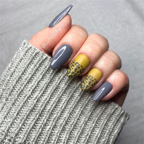 sweater weather nail designs youll crave
