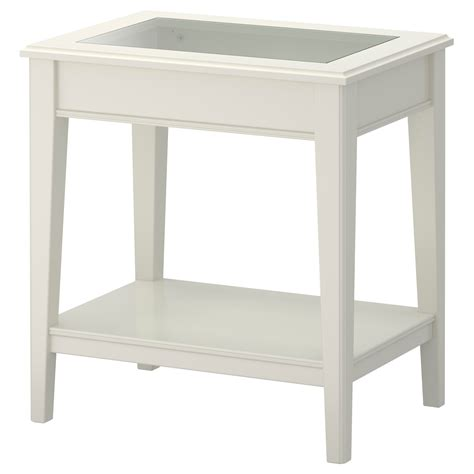 small white table l ikea glass side table small accent table white
