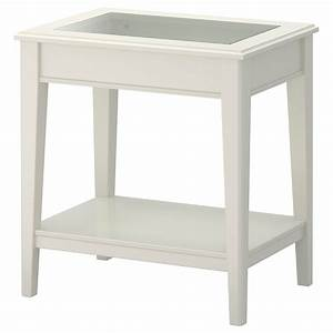 Petite Table Ikea : ikea glass side table small accent table white tall nightstand double board simple design ideas ~ Preciouscoupons.com Idées de Décoration