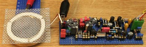 Condenser Microphone Capsule Measurement