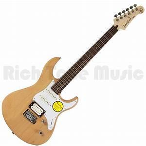 Yamaha Pacifica 112v : yamaha pacifica 112v electric guitar yellow natural ~ Jslefanu.com Haus und Dekorationen