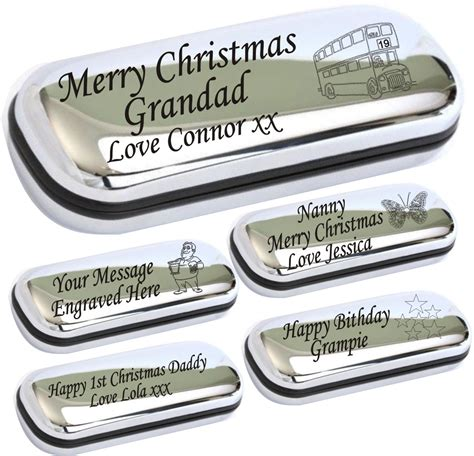 glasses case christmas gifts present daddy grandad gra