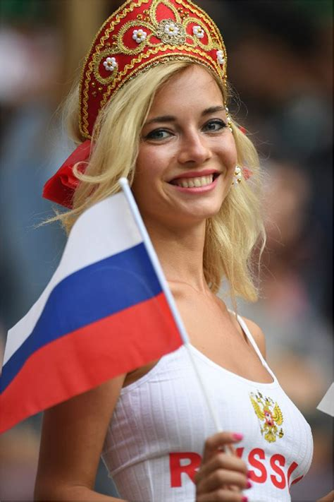 Hot Russian Fan In World Cup Is A Porn Star Photos