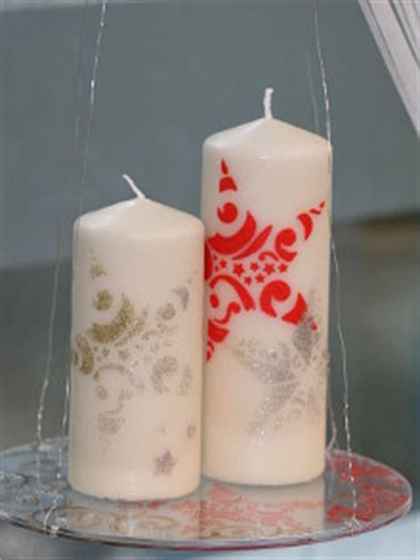 kerzen gestalten mit kerzenpens selbermachen und basteln