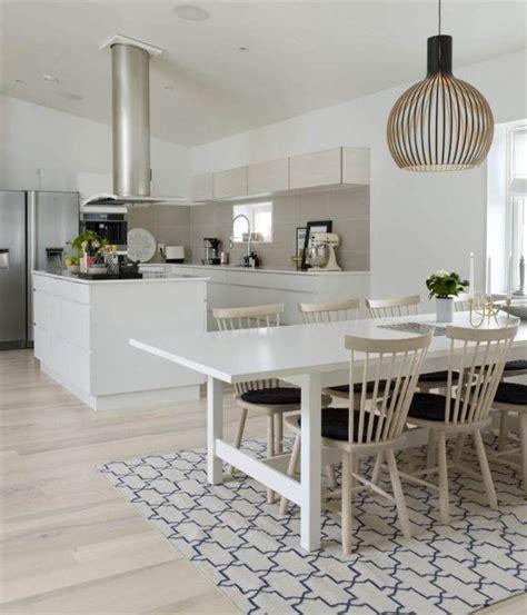 cuisine ouverte sur salle a manger best 25 les plus belles cuisines ideas on