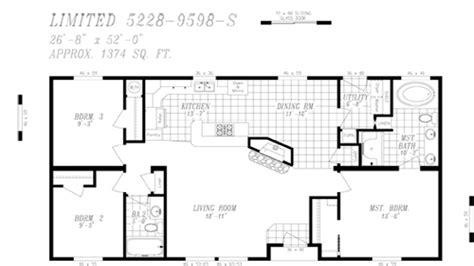 Home Design 60 X 40 : 40x60 Metal Home Floor Plans 40x60 Pole Home, Plan A Home