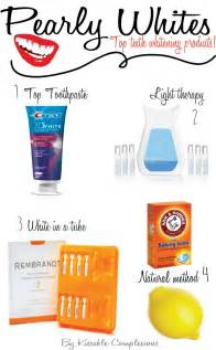 The Best Teeth Whitening Products
