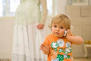 Baby talk is BAD: Researchers say parents should just ...