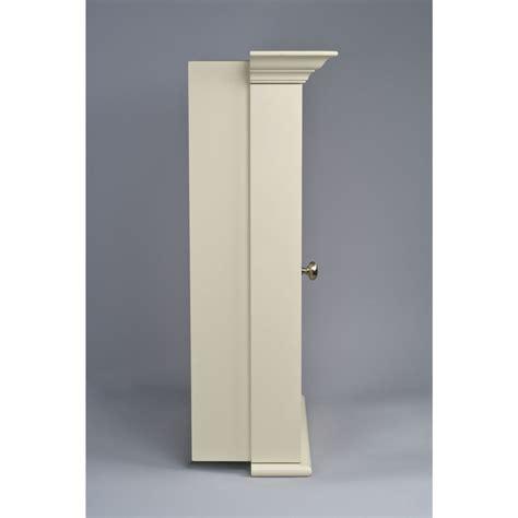 deep bathroom wall cabinets wilshire ii 25 75 quot x 30 13 quot semi recessed medicine cabinet
