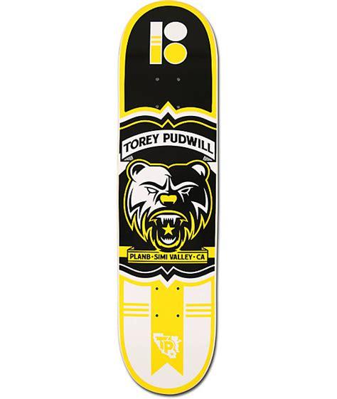 plan b skateboard decks 75 plan b pudwill crest 7 75 quot skateboard deck at zumiez pdp