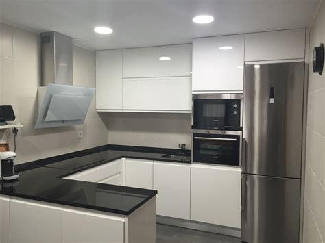 cocina blanca lacada buscar  google cocina