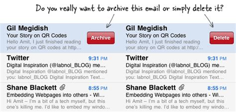 how to delete emails on iphone how to delete emails instead of archiving on iphone and