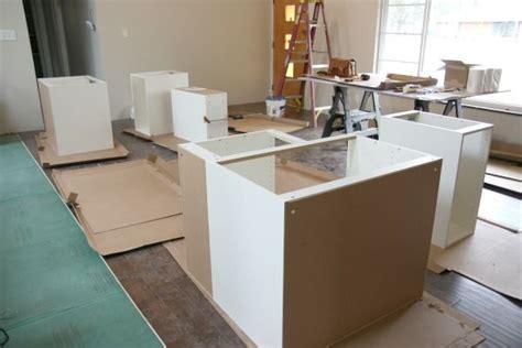 ikea kitchen cabinet installation instructions installing our ikea kitchen by dana miller new bob vila