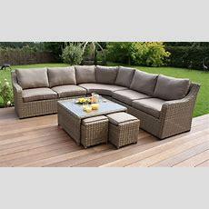 Rattan Outdoor Sofa Unique Outdoor Furniture Corner