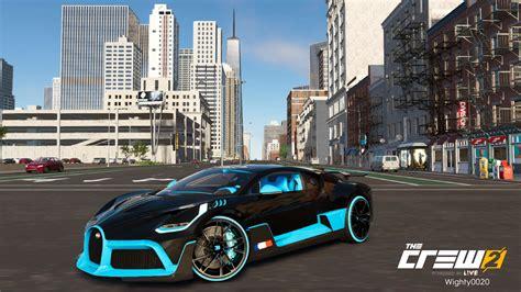 The divo is made for corners, said bugatti president stephan winkelmann. Supercars Gallery: The Crew 2 Bugatti Divo Magma Edition