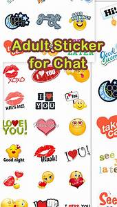 Adult Sticker - Free stickers for Chat Whatsapp, Viber ...