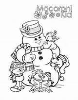Coloring Macaroni Pasta Cheese Kid Elbow Wacky Wednesday Getdrawings Getcolorings Printable Snowman Colorings sketch template