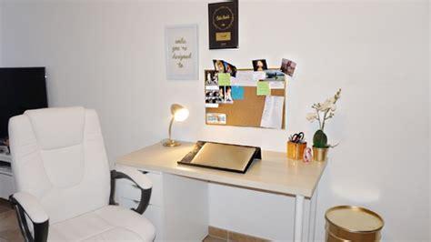photo deco bureau diy deco bureau relooking de mon espace de travail pas