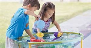 How to Set Up Your Preschool Sand and Water Learning