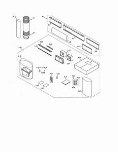 Sharp Model Cv-p10mx Air Conditioner