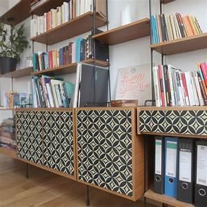 Klebefolien Für Möbel : m belfolie pr gnantes art deco muster folie f r m bel selbstklebend ~ Orissabook.com Haus und Dekorationen