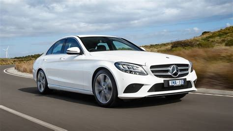 Mercedes C Class Sedan 2019 by Mercedes C220d 2019 Review Snapshot Carsguide