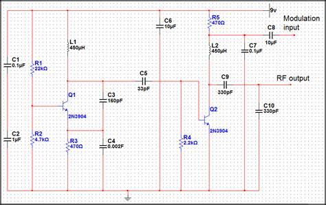 Basic Low Power Transmitter