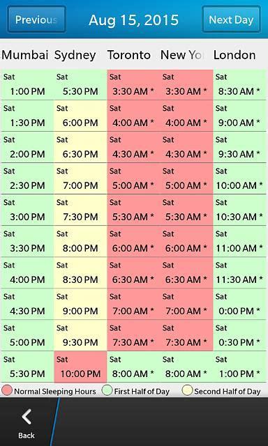 world clock time zone converter  meeting planner