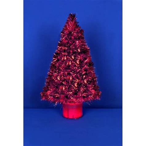 wholesale 60cm pink fiber christmas tree buy xmas tree