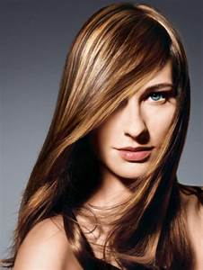 Brown Hair Caramel Blonde Highlights Design 353x470 Pixel ...