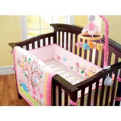 babies r us dena happi tree bedding set nursery ideas