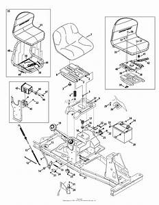 Troy Bilt 13a226jd066  2012   Tb30 R Neighborhood Rider 13a226jd066  2012  Parts Diagram For