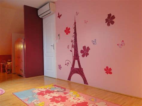 chambre fille 5 ans décoration chambre fille de 6 ans
