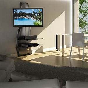 meliconi ghost design 2000 rotation carbone meuble tv With meuble tv meliconi ghost design 2000