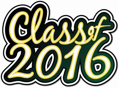 Class Clipart Senior Graduation Sophomore Vpk Cliparts