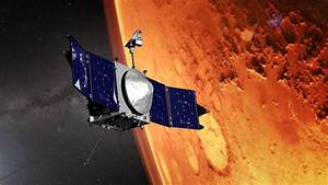 MAVEN Spacecraft Celebrates One Mars Year Of Science ...