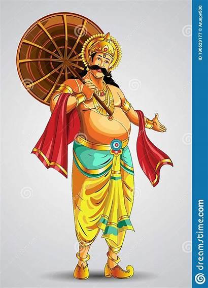 Mahabali Cartoondealer King Kerala Onam