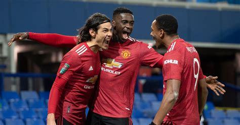 Manchester United player ratings vs Everton: Edinson ...