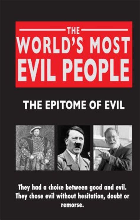 worlds  evil people  rodney castleden reviews