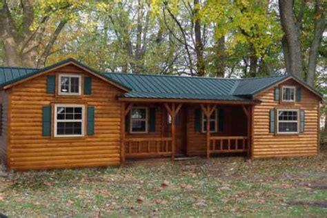 beautiful modular log cabins  amish cabin company tiny houses