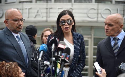 Así fue la nueva audiencia de El Chapo en NY; Emma Coronel ...