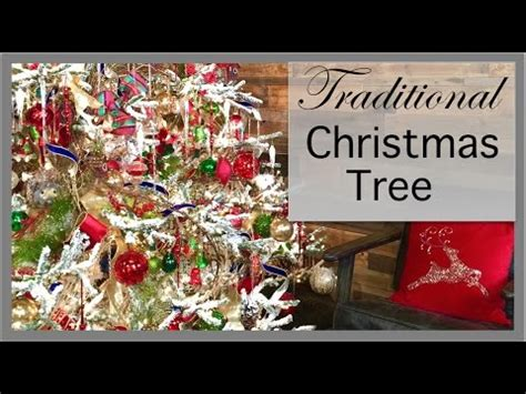 christmas decorations traditional red  green
