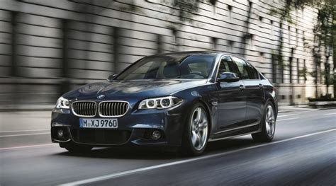 2016 BMW 520d M Sport India Launch Commences At Rs. 54 Lakhs.